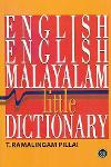 Thumbnail image of Book English English Malayalam Little Dictionary