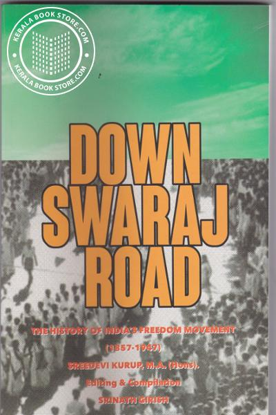Cover Image of Book Down Swaraj Road