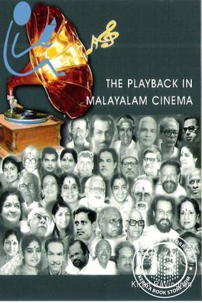 Cover Image of Book The Playback in Malayalam Cinema