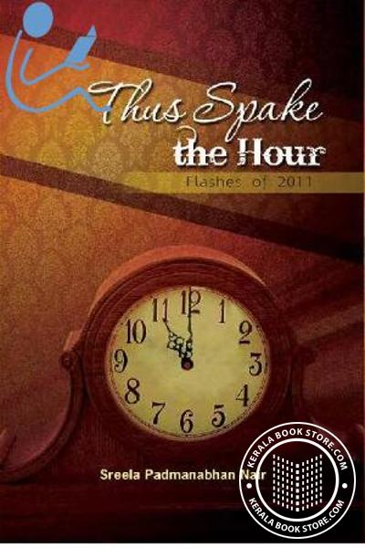 Cover Image of Book Thus Spake the Hour