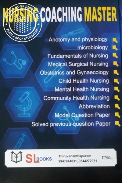 back image of Nursing Coaching Master