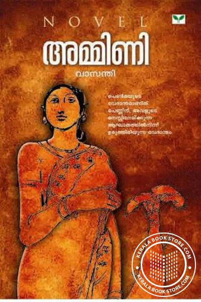 Cover Image of Book Ammini