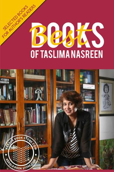 Cover Image of Book Best Books of Taslima Nasrin
