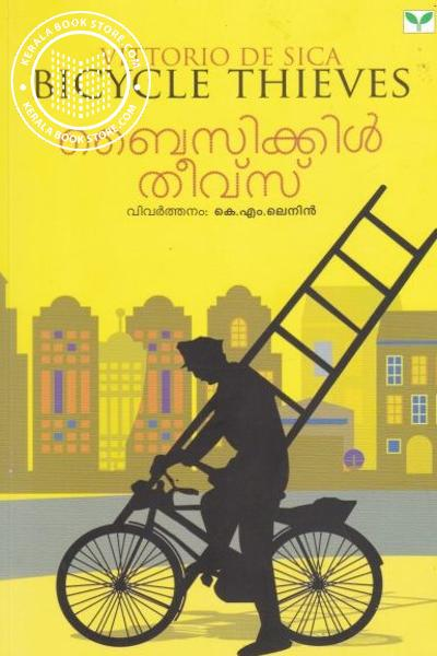Cover Image of Book Bicycle Thieves