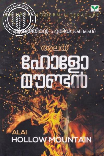Cover Image of Book ഹോളോ മൗണ്ടൻ