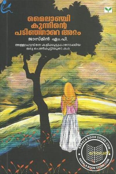 Cover Image of Book Mylanchikkuninte Patinjare Attam