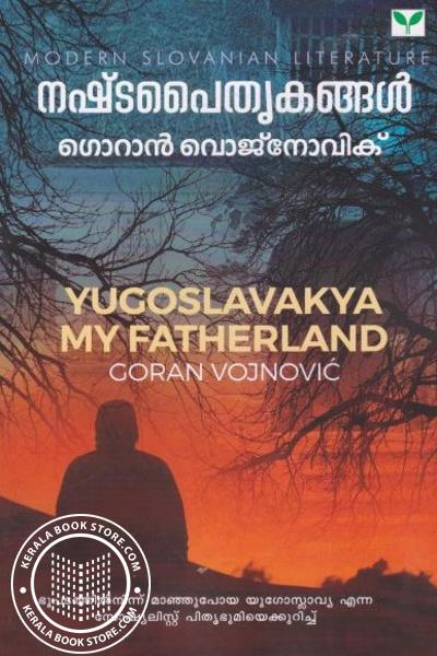 Cover Image of Book നഷ്ടപൈതൃകങ്ങൾ