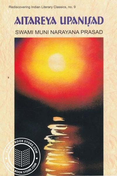 Cover Image of Book Aitareya Upanisad