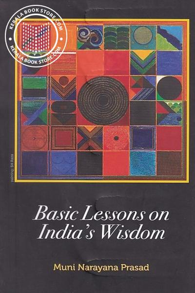 Cover Image of Book Basic Lessons on India Wisdom