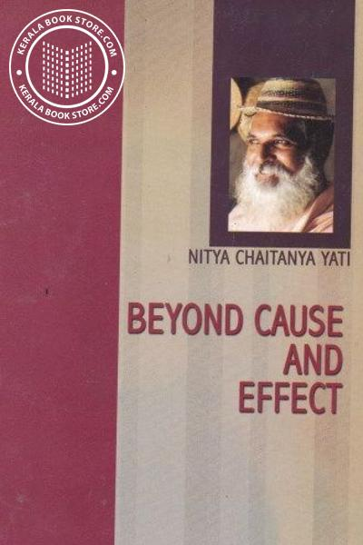 Cover Image of Book Beyond Cause and Effect