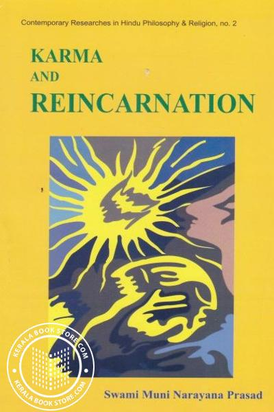 Image of Book Karma and Reincarnation