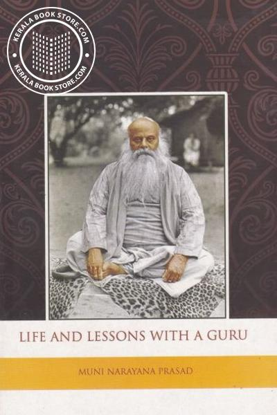 Cover Image of Book Life and Lessons with a Guru