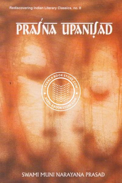 Cover Image of Book Prasna Upanisad