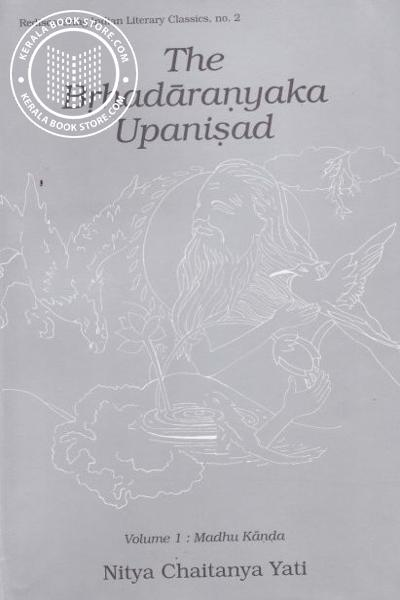 Image of Book The Brhadaranyaka Upanisad Volume 1 2 3