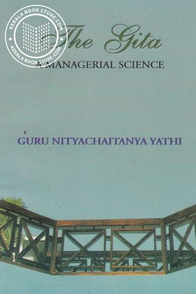 Image of Book The Gita A Managerial Science