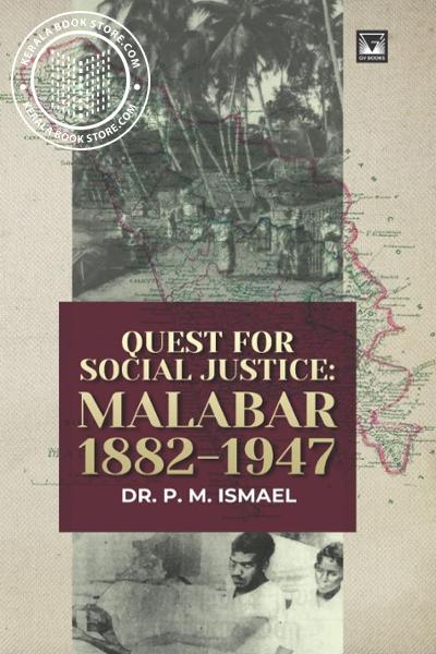 Cover Image of Book Quest for Social Justice Malabar 1882-1947