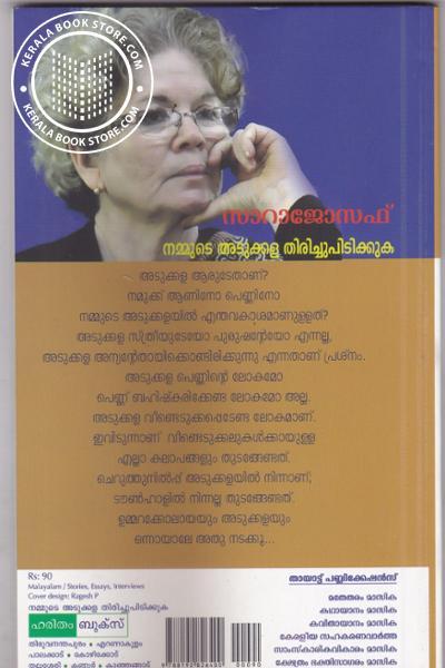 back image of Nammude Adukkala Thirichupidikkuka