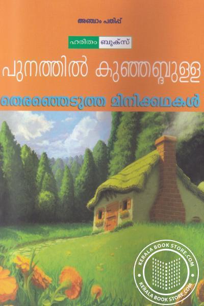 Cover Image of Book പുനത്തില് കുഞ്ഞബ്ദുള്ള തെരഞ്ഞെടുത്ത മിനിക്കഥകള്