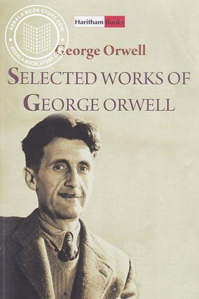 Cover Image of Book Selected Works of George Orwell