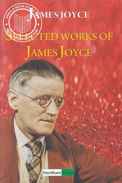 Cover Image of Book Selected Works of James Joyce
