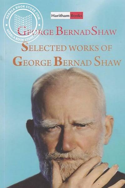 Cover Image of Book Seleted Works of Ggeorge Bernad Shaw