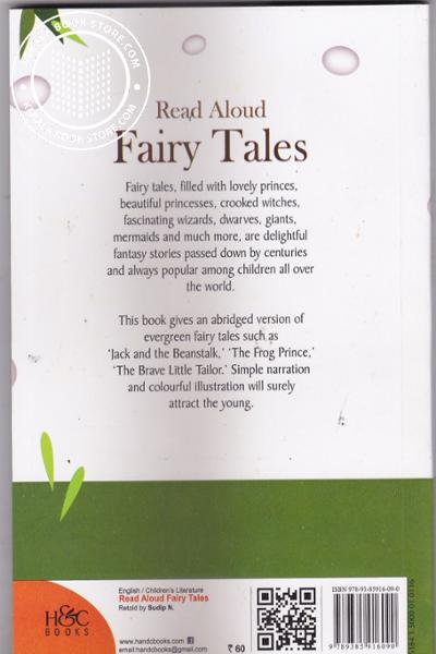 back image of Read Fairy Tales