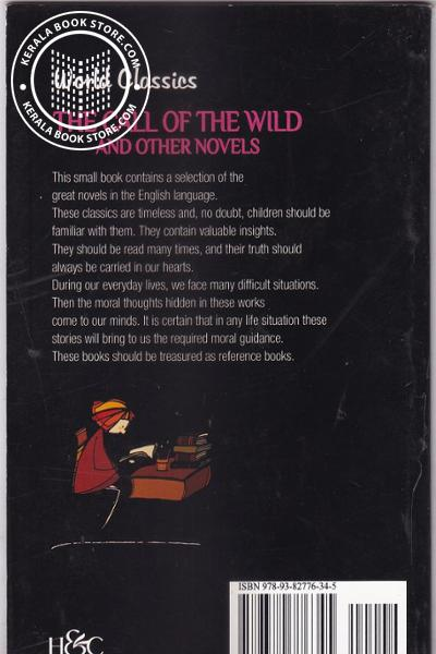 back image of The Call of the Wild and Other Novels