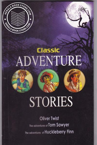 Image of Book Classic Adventure Storied
