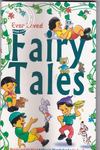 Cover Image of Book Ever Loved Fairy Tales