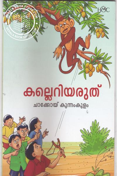 Image of Book Kalleriyaruth