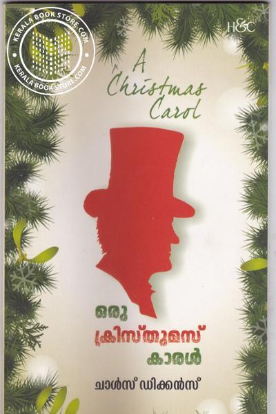 Image of Book Oru Christmas Carol