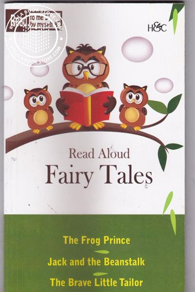Image of Book Read Fairy Tales