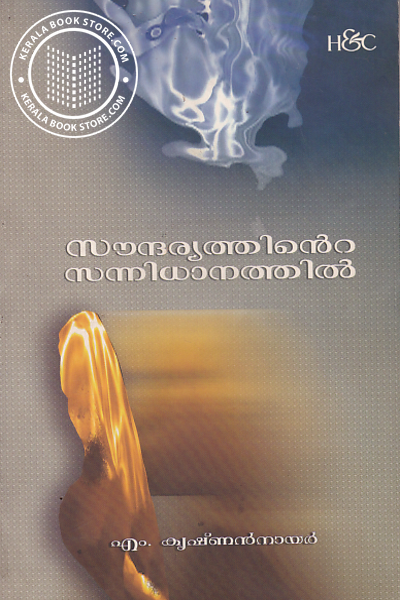 Cover Image of Book Soudharyathinde Sannidhanathil