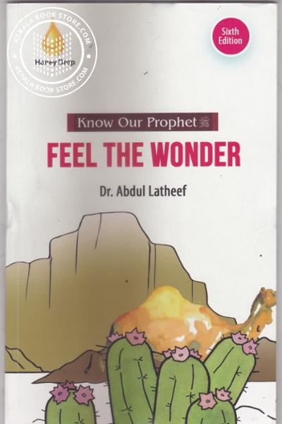 Image of Book Feel The Wonder