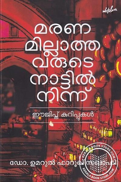 Cover Image of Book മരണമില്ലാത്തവരുടെ നാട്ടില് നിന്ന്