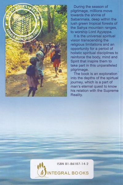 back image of Sabarimala Its Timeless Message