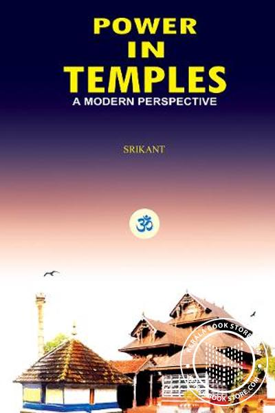 Cover Image of Book Power in Temples A modern perspective