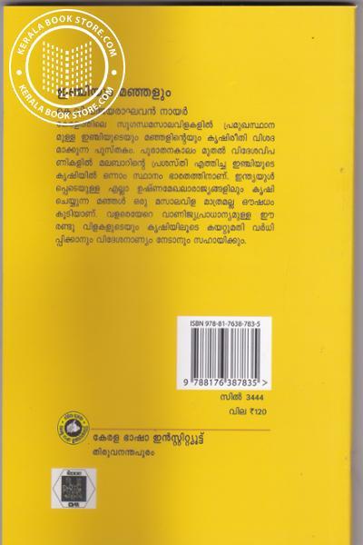 back image of Inchiyum Manjalum
