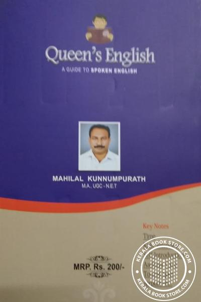 back image of Queens English A Guide to Spoken English
