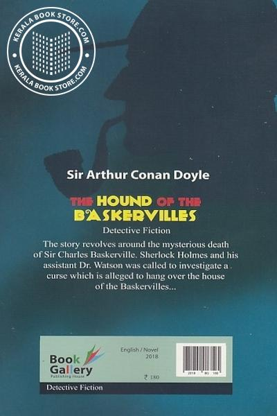 back image of The Hound of the Baskervilles