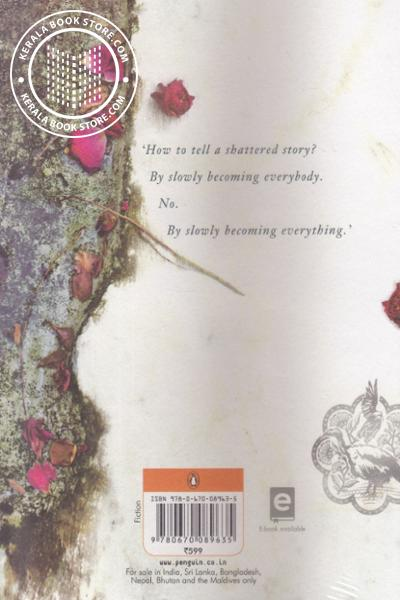 back image of The Ministry of Utmost Happiness