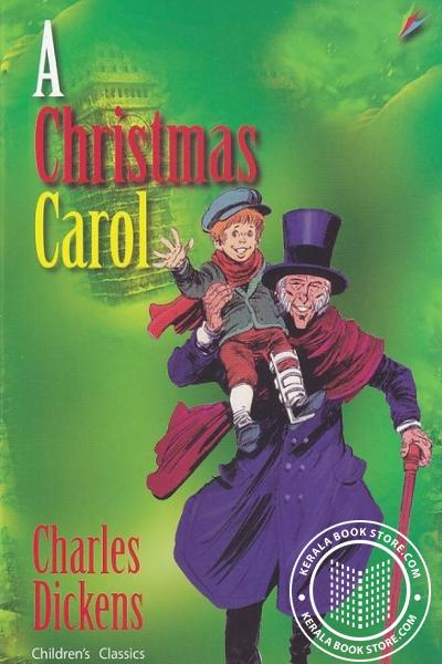 Cover Image of Book A Christmas Carol
