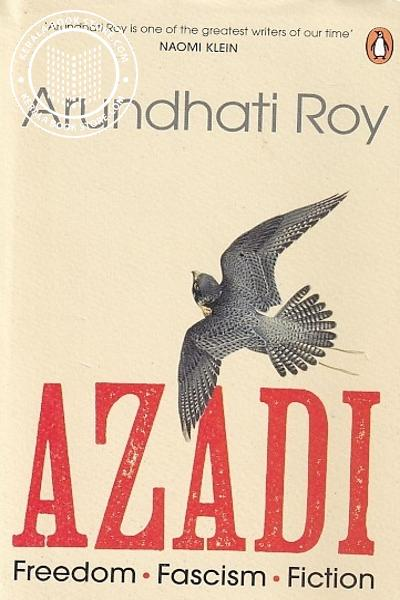 Cover Image of Book Azadi Freedom Fascism Fiction