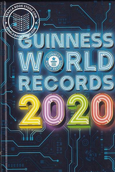 Cover Image of Book Guinness World Records 2020