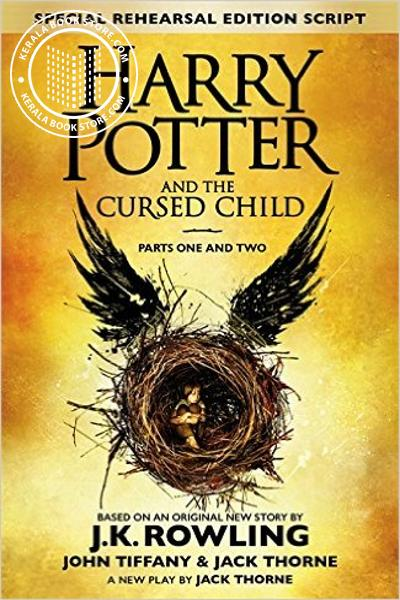 Cover Image of Book Harry Potter and the Cursed Child - Parts I and II