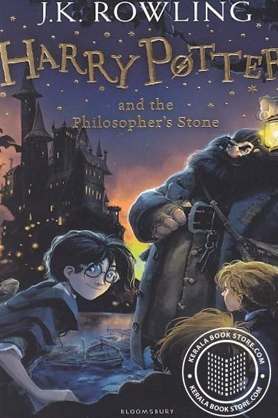 Cover Image of Book Harry Potter and the Philosophers Stone Part 2