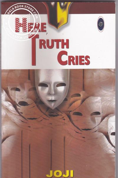 Cover Image of Book Here Truth Cries
