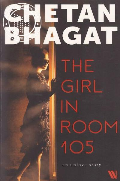 Cover Image of Book The Girl In Room 105