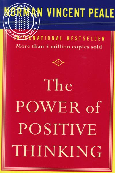 Of the by vincent peale norman positive book power thinking