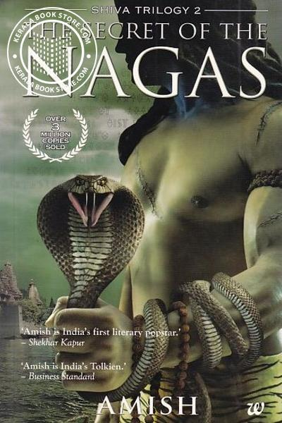 Image of Book The Secret of the Nagas